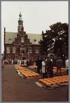 WAT001005358 Purmerend 500 jaar marktstad.Kaasmarkt.