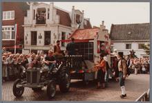 WAT001005467 Purmerend 500 jaar marktstad, historische optocht.