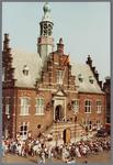 WAT001005481 Purmerend 500 jaar marktstad, historische optocht.