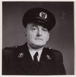 WAT001005680 Brandweer commandant F. Visser.