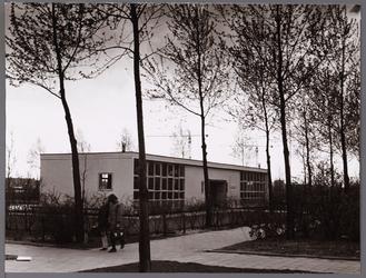 WAT001008263 Openbare kleuterschool De Blokkedoos in aanbouw.