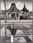 WAT001008407 De Willem Eggertstraat, Bultstraat en de Zuidersteeg.Rechts achter: de Lutherse kerk aan de Hoogstraat.