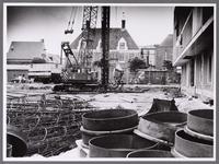 WAT001008424 Hei werkzaamheden i.v.m de bouw van het Willem Eggert centrum.