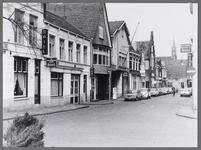 WAT001008534 Van links naar recht: Hotel De Amsterdamse poort , Taxi centrale, ...., Heerenlogement, ......, ........, ...