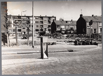 WAT001009090 Inrichting Kolfstraat tot woonerf. Dit werk werd uitgevoerd door Hollandse wegenbouw Zanen BV.