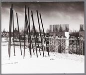 WAT001009496 Nieuwbouw brug met viaduct over het Noord-Hollands kanaal ter hoogte van de Neckerstraat, i.v.b. met de ...