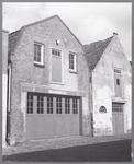 WAT001009631 In de Plantsoenstraat had de brandweer drie garages. Hiervan werd Plantsoenstraat 11 verbouwd tot kazerne ...