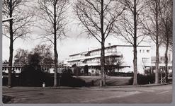WAT001009722 Op de foto: oostzijde stadsziekenhuis met kinderafdeling.Het Stadsziekenhuis ontworpen door de Purmerendse ...