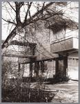 WAT001009725 Stadsziekenhuis, rechts vleugel met verbinding aan het zusterhuis.Het Stadsziekenhuis ontworpen door de ...
