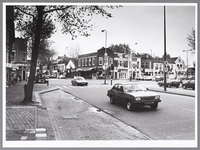 WAT001009849 Gedempte Singelgracht, Westerstraat, Neckerstraat.Midden op de Hoek: café- restaurant Het Paradijs.Links ...