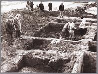 WAT001009868 Opgravingen fundering Slot Purmersteyn.