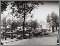 WAT001010009 Bomen rooien aan de Venediën ter voorbereiding op de geplande demping.