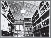 WAT001010091 Bouw Streekziekenhuis Waterland, per 1-1-1994 Waterlandziekenhuis.