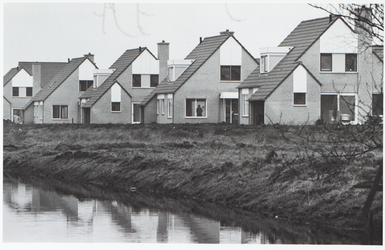 WAT001010326 Luxe woningen in de Purmer-Zuid.