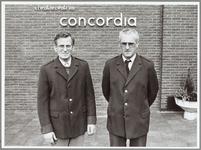 WAT001014111 Creatiecentrum Concordia.Links S.Karmelk, rechts C.Posch.