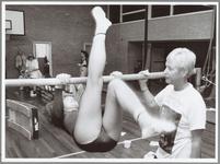 WAT001014123 Gymlerares.PURMERÉND — Het turnen zat haar altijd al in het bloed. Toen ze in 1967 het aanbod kreeg om,' ...