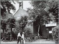 WAT001015588 Kapel naast ingang streekziekenhuis Julianalaan.Als mogelijk alternatief voor een katholieke kerk in de ...