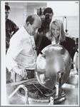 WAT001015650 Filmopname verpleegtehuis Overwhere met Linda de Mol.Tros brengt maaltijdproject 'Tafeltje Dekje' in ...