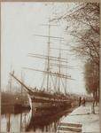 WAT001015839 Zeilschip Willem Eggerts rederij Brantjes. Dit schip kwam nimmer in Purmerend omdat het daarvoor te groot ...
