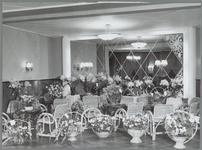 WAT001016085 Zaal café-restaurant Bellevue.