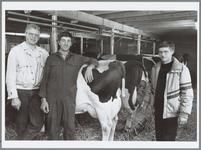 WAT001016435 Boeren melkproductie 10 jaar de beste.