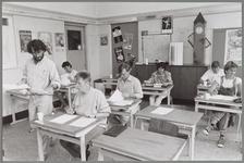 WAT001016592 Start examen dagschool voor volwassenen.