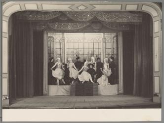WAT001016923 Bevrijding spel, dans, theater.Foto genomen in schouwburg Amicitia.