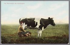 WAT002000234 Het melkmeisje van Knollendam