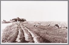WAT002000240 Stolpboerderij in de Schaalsmeer. (Oostknollendam)In de jaren twintig woonde er de familie van Cornelis ...