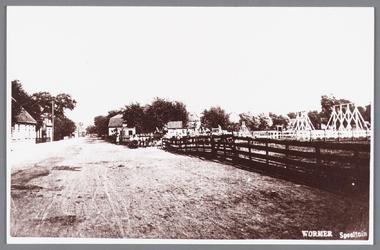WAT002000524 De speeltuinvereniging ''Wormer' 'tijdens de opening in 1928.