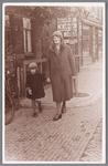 WAT002000562 Maria Hessels –Mandjes (meisjesnaam Maria Helena (Maria) Mandjes (1903) gehuwd met Theodorus Johannes ...