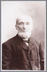 WAT002000636 Bakker Gerrit Heijne (1849) in zijn jonge jaren heeft hij als zouaaf gevochten voor de paus.Gerrit is ...