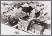 WAT002001057 De in 1846 door Cornelis Meijer van Arend Vankman gekochte boerderij omstreeks 1960, Dorpsstraat 219. Huis ...