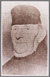 WAT002001062 Antonius Cz Meijer. (1861) was een markant figuur in Wormer.Hij was lange tijd lid van de gemeenteraad en ...
