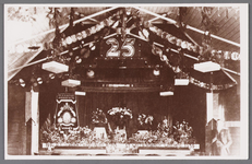 WAT002001115 25 jarig jubileum van de Nederlands Rooms-katholieke fabrieksarbeiders bond Sint Willibrordus Wormer 1914-1939.