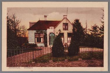 WAT002001263 Ziekenhuis omstreeks 1910, waarin toen dokter Willem de Booij zijn praktijk hield.