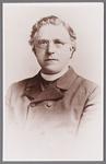 WAT002001344 Pastoor Franciscus Nicolaas van Zutphen geboren op 6 december 1851 te Berkel en Rodenrijs, pastoor van 11 ...