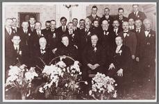 WAT002001346 Feest ter gelegenheid van het 25 jarig jubileum van pastoor Theodorus Henri Joseph Winkelman, (geboren op ...