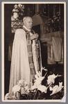 WAT002001350 Pastoor Petrus Theodorus Verwer, geboren op 31 augustus 1883 te Eindhoven.Pastoor van 1935 tot 1958 in Wormer.