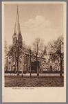 WAT002001323 De Rooms Katholieke Kerk, H. Maria Magdalenakerk, gebouwd in 1869 ter vervanging van een schuilkerk. De ...