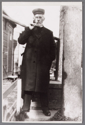 WAT002001421 Postdirecteur, Pieter (Piet) Bart, geboren in 1856.