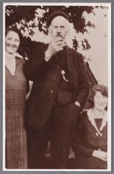 WAT002001422 Postdirecteur, Pieter (Piet) Bart, geboren in 1856.