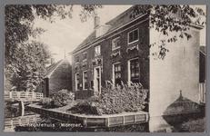WAT002001526 Het oude raadhuis, gebouwd als koopmanshuis omstreeks 1660.Vanaf 1818 in gebruik genomen als raadhuis.In ...