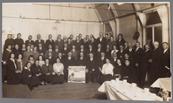WAT002001646 Het jubileum der vereniging van veehouders en landbouwers te Wormer. Bovengenoemde vereniging herdacht een ...