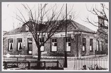 WAT002001681 Café Moriaanshoofd.Café met woning, kolfbaan alsmede een vrijstaand voormalig stal en rijtuiggebouw.De ...