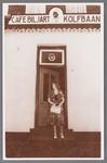 WAT002001682 Café Moriaanshoofd.Café met woning, kolfbaan alsmede een vrijstaand voormalig stal en rijtuiggebouw.De ...