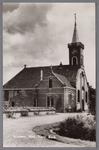 WAT002001702 Nederlandse Hervormde Kerk van Wormer.Nederlandse Hervormde Kerk. Zaalkerk uit 1807 met houten torentje ...