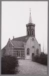 WAT002001703 Nederlandse Hervormde Kerk van Wormer.Nederlandse Hervormde Kerk. Zaalkerk uit 1807 met houten torentje ...