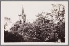 WAT002001707 Nederlandse Hervormde Kerk van Wormer.Nederlandse Hervormde Kerk. Zaalkerk uit 1807 met houten torentje ...