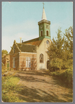 WAT002001709 Nederlandse Hervormde Kerk te Wormer.Nederlandse Hervormde Kerk. Zaalkerk uit 1807 met houten torentje ...